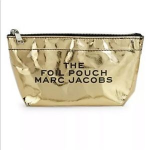 Marc Jacobs Foil Cosmetic Pouch